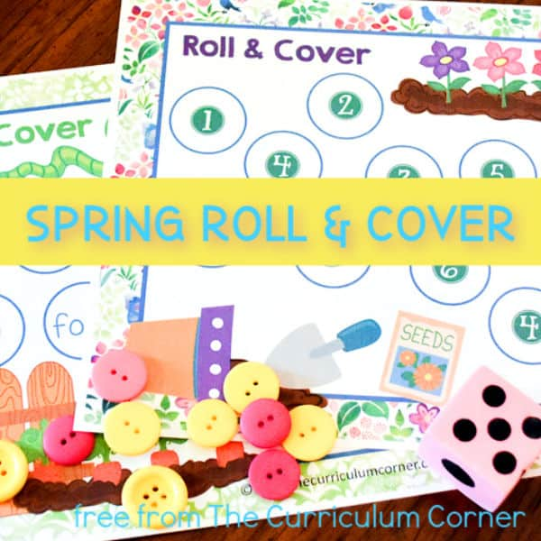 Gardening Roll and Cover