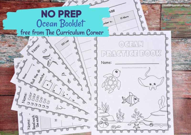 Ocean Print & Go