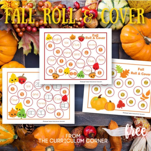 Fall Roll and Cover 1 – 10