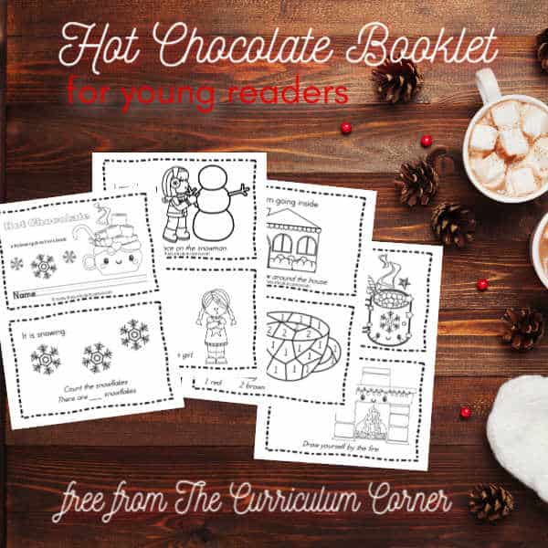 Hot Chocolate Booklet