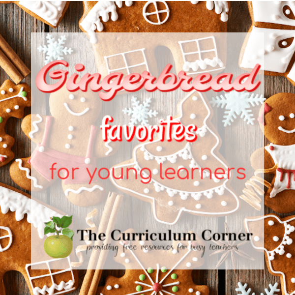 Gingerbread Story Favorites