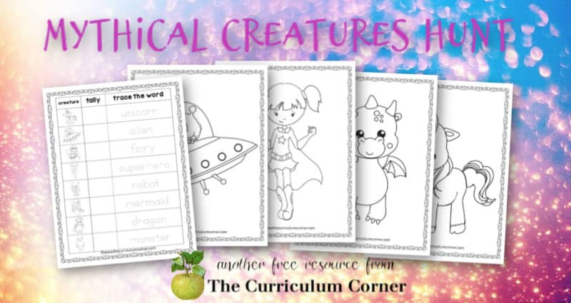 Mythical Creatures Hunt