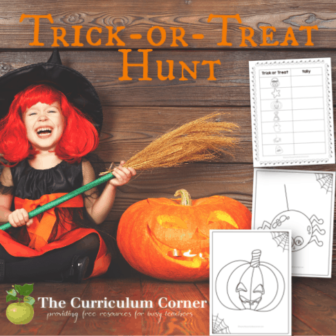 Trick-or-Treat Hunt
