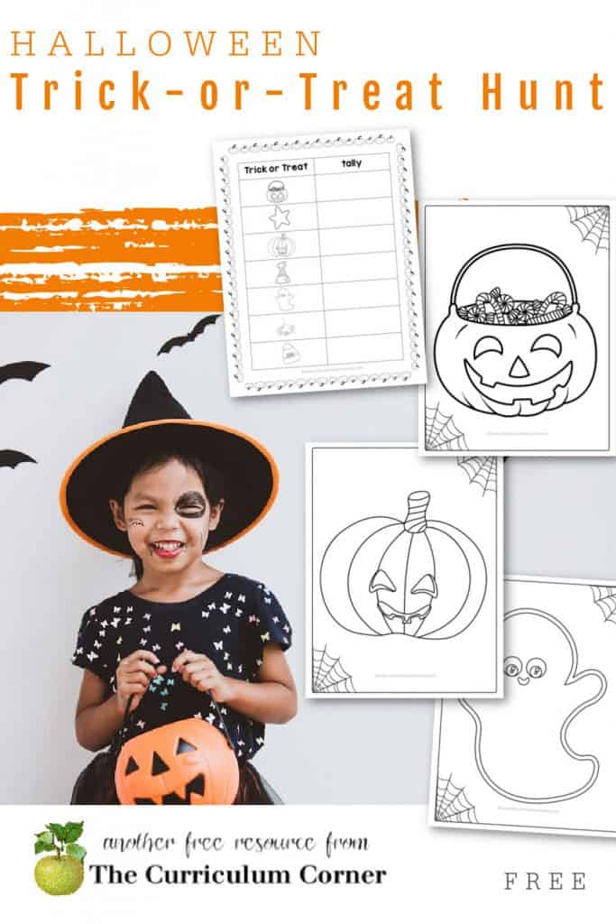 This new trick-or-treat hunt is a great idea for an alternative Halloween celebration this year.