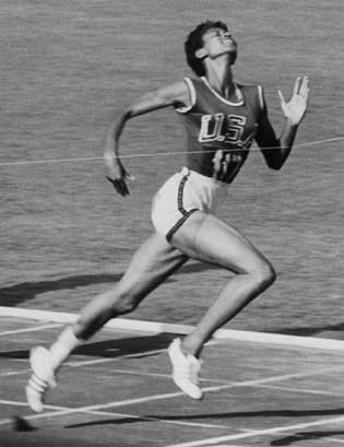 Wilma Rudolph for young researchers by The Curriculum Corner