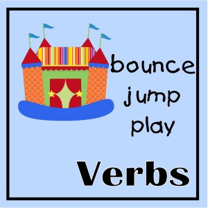 Draw a Verb Use the Verb