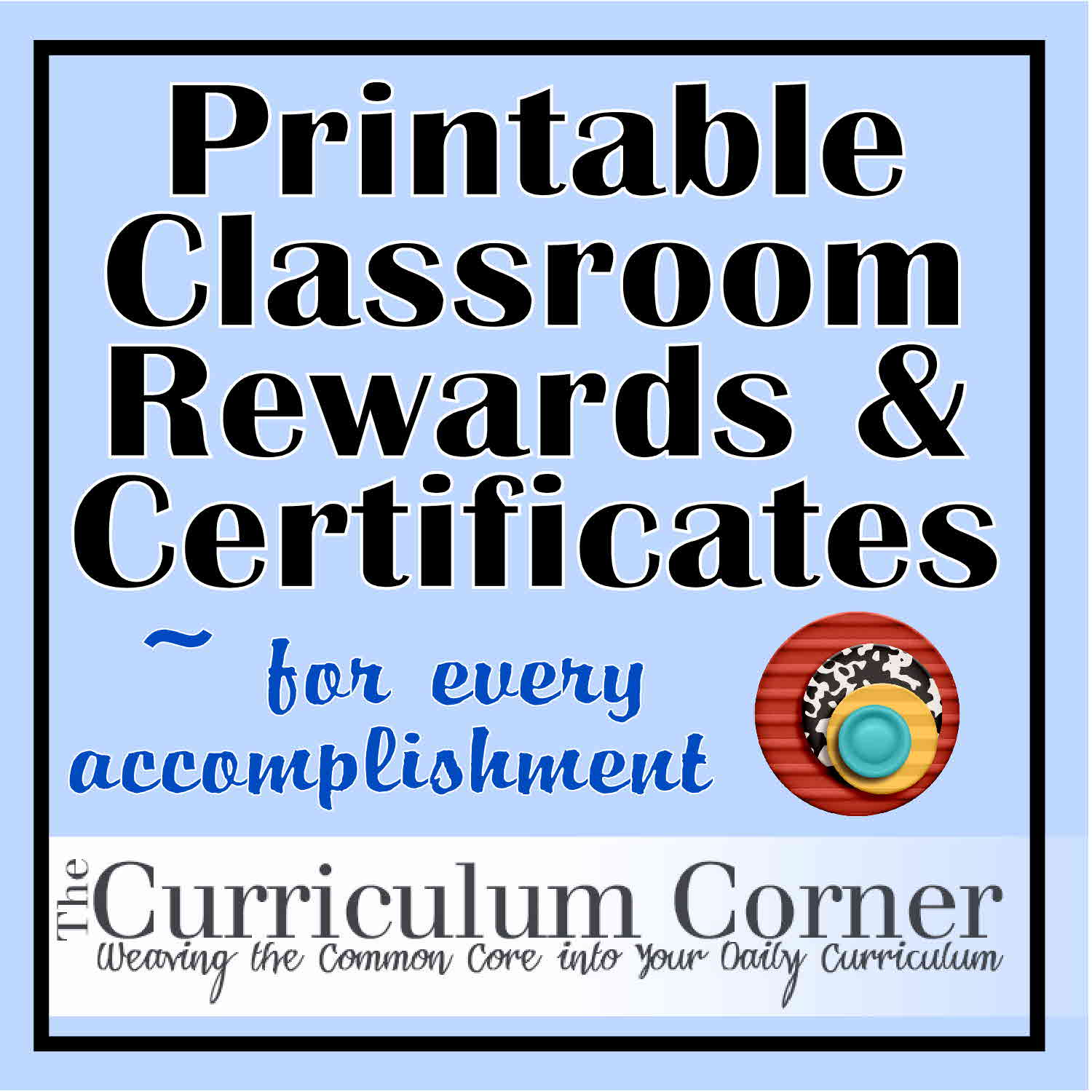 Classroom Design Printable : Free printable classroom rewards and certificates