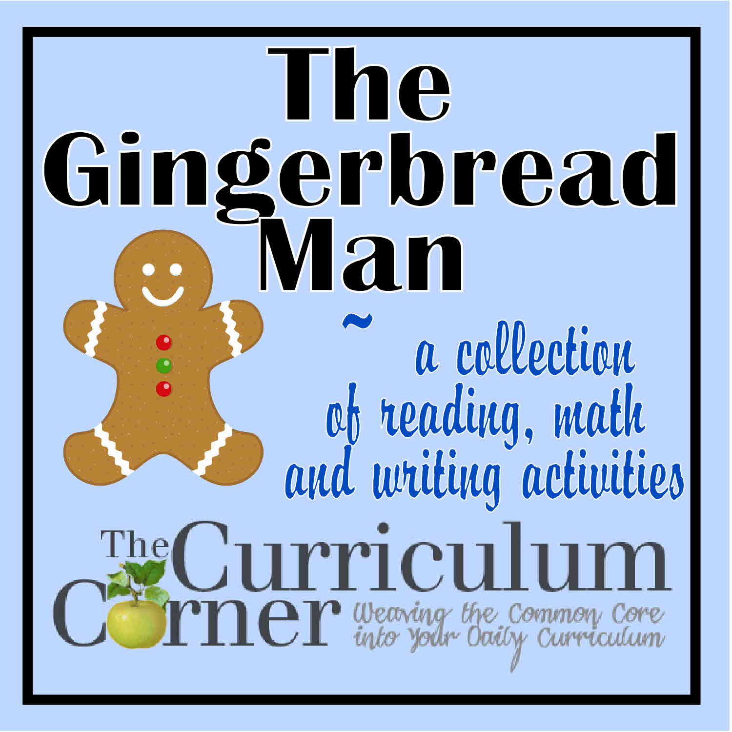 Pics Photos - The Gingerbread Man Activities Story Sequencing Cards
