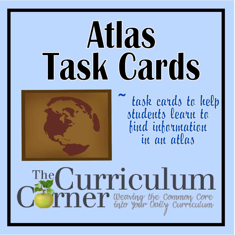The Curriculum Corner 123