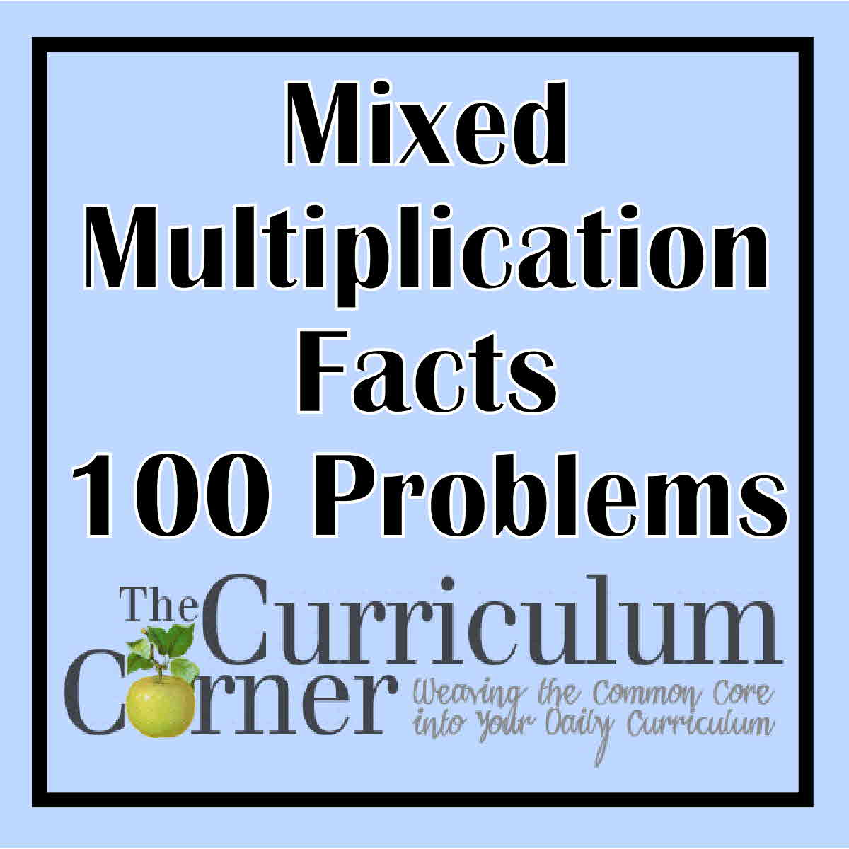 Multiplication Worksheets 3Rd Grade Timed Test – Timed Multiplication Worksheets