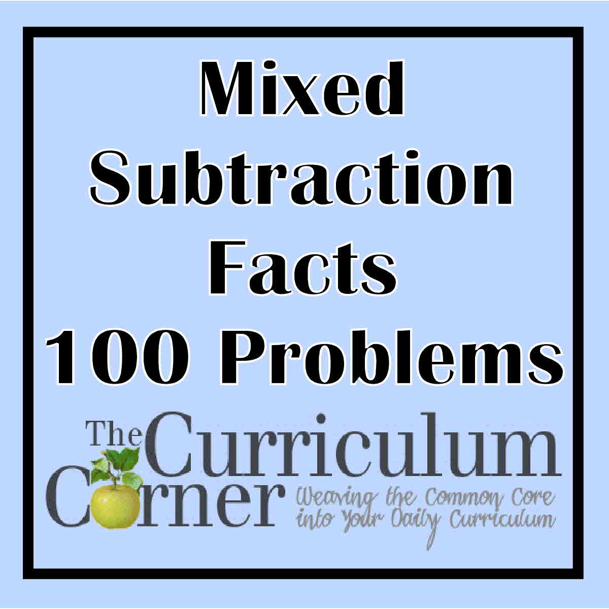 math worksheet : mixed addition and subtraction worksheets 100 problems  addition  : Timed Addition And Subtraction Worksheets