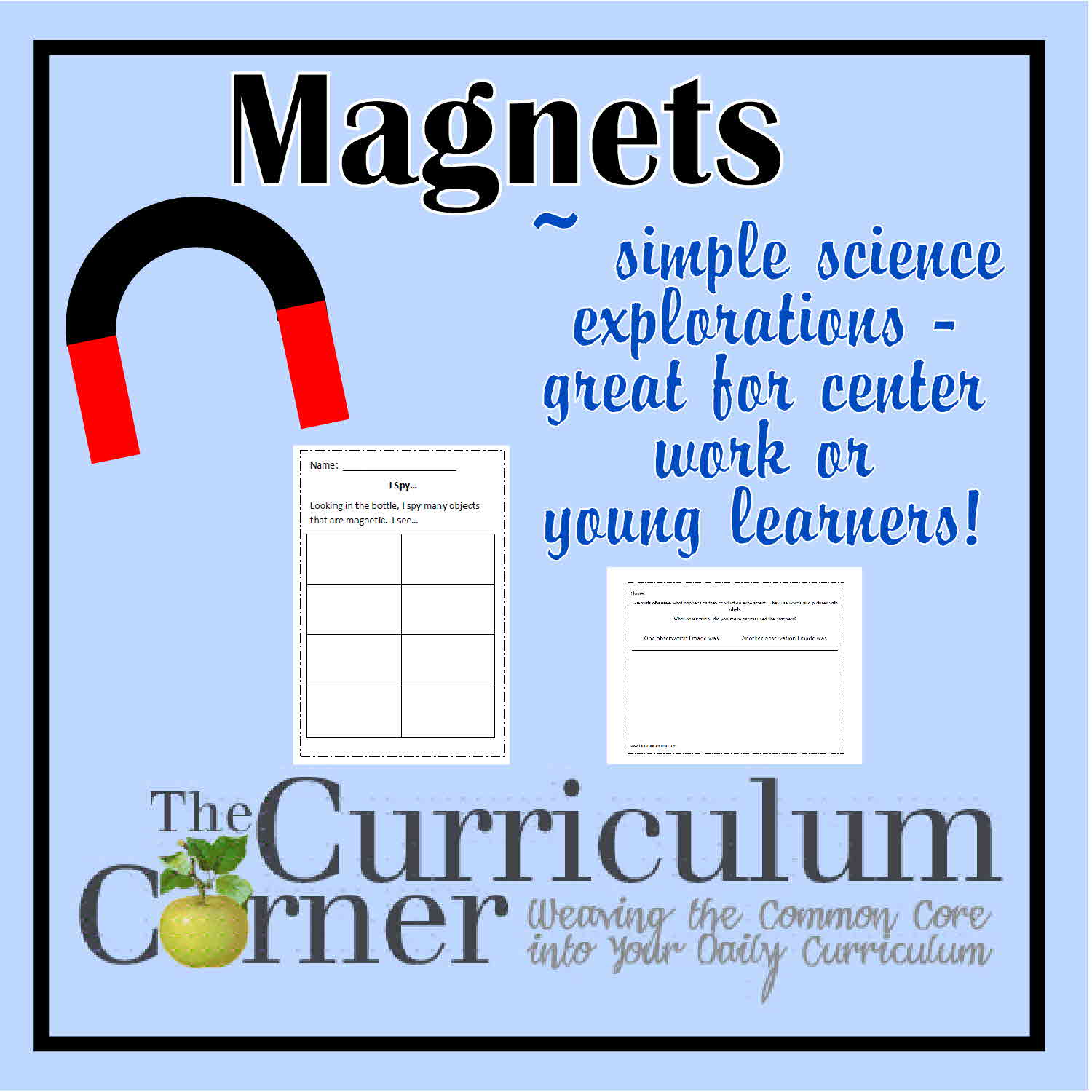 Magnets Worksheets 2nd Grade | newhairstylesformen2014.com