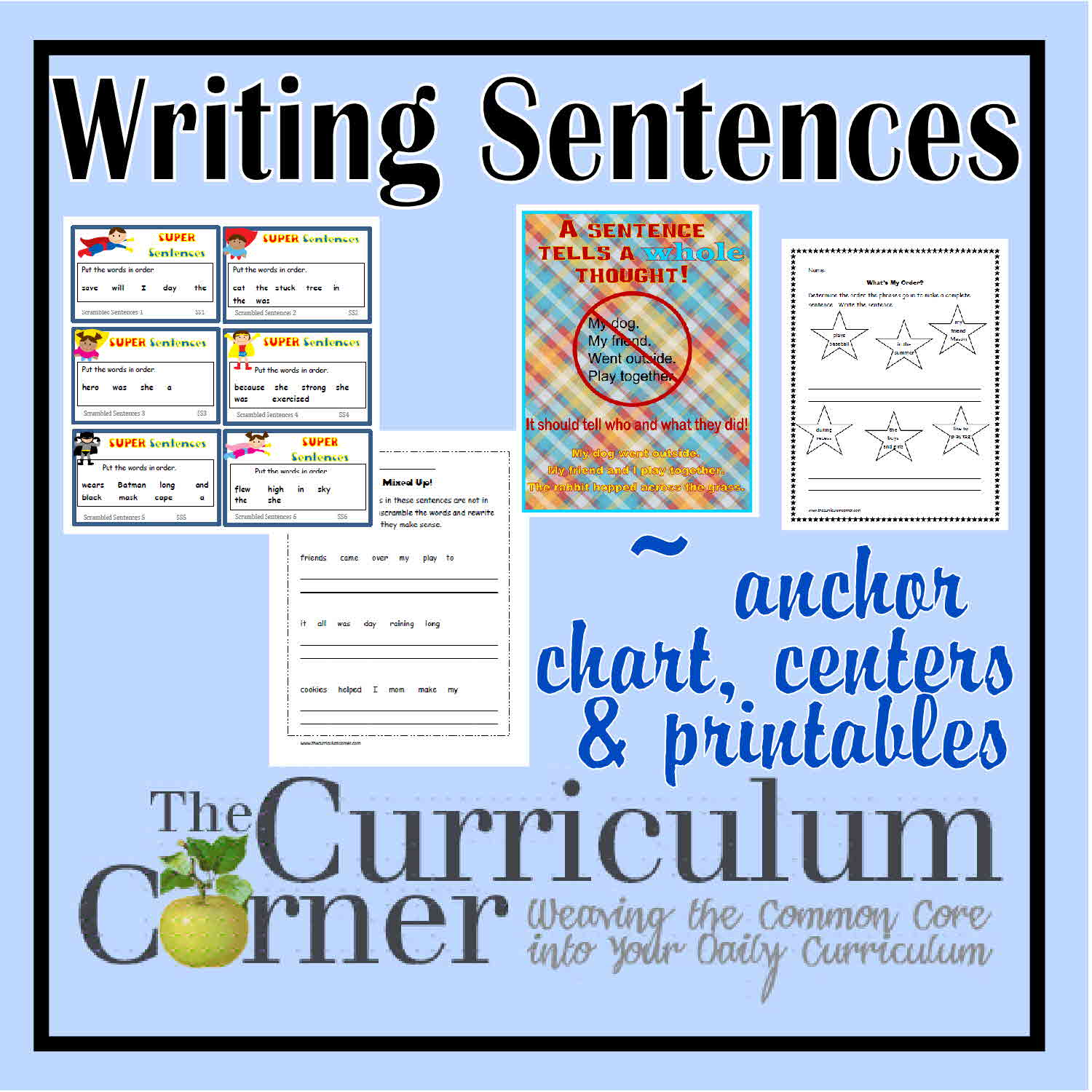practice writing sentences Cursive writing cursive sentences worksheets worksheets: practice handwriting with our cursive sentences worksheets below are five versions of our sentences.